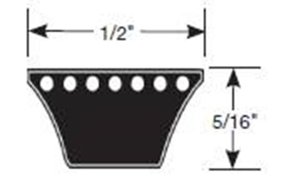 Picture of 4L Belt - 4L650