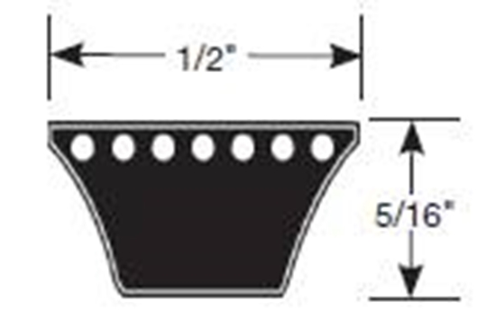 Picture of 4L Belt - 4L700