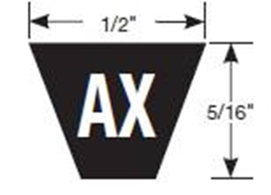 Picture of AX Belt - AX72