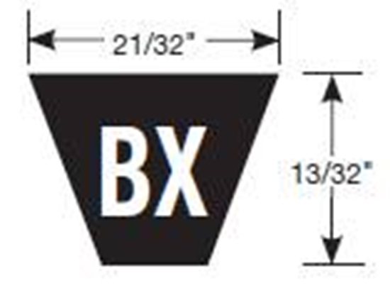 Picture of BX Belt - BX120