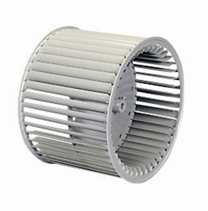 Picture of Double Inlet, Direct Drive Blower Wheel DD 10-10A CW (Convex)