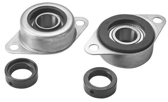 """Picture of Flange Ball Bearings 3/4"""""""
