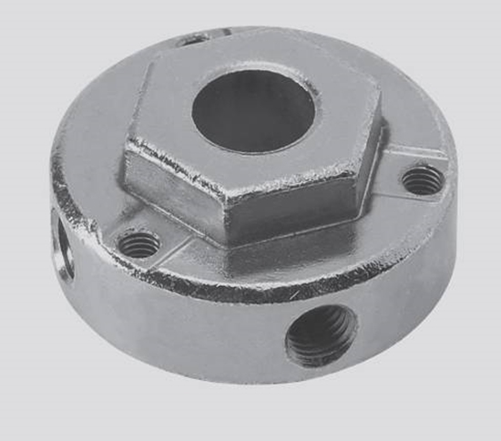 """Picture of Interchangeable Hub 3/4"""" Bore"""
