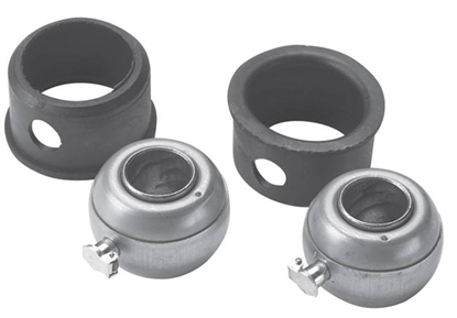 """Picture of Oil Type Sleeve Bearings with Insulator 1"""""""