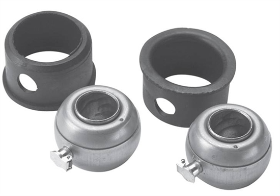 """Picture of Lau Oil Type Sleeve Bearings with Insulator 3/4"""""""