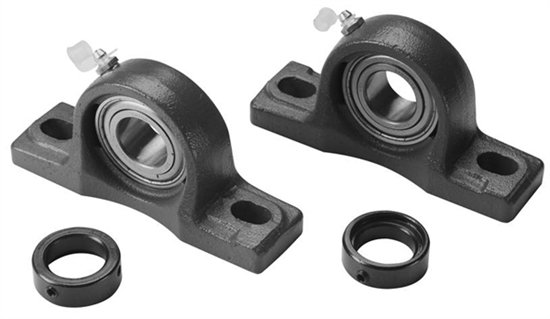"""Picture of Pillow Block Ball Bearings 1 7/16"""""""