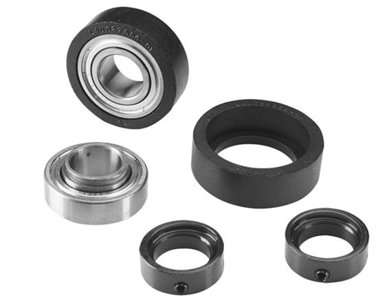 """Picture of Sealed Type Ball Bearings 1"""""""
