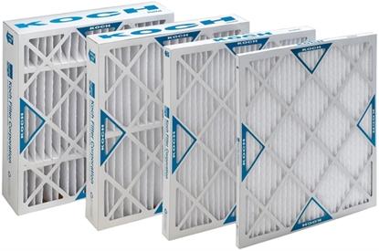 Picture of Koch Multi-Pleat XL8™ HC 24X24X1 Filter