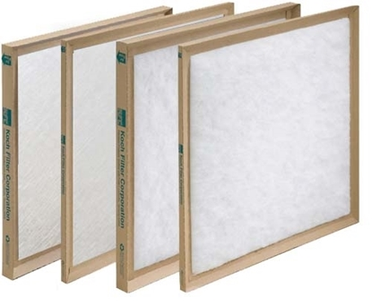 Picture of Koch C&I Fiberglass Panel 14X25X1 Filter